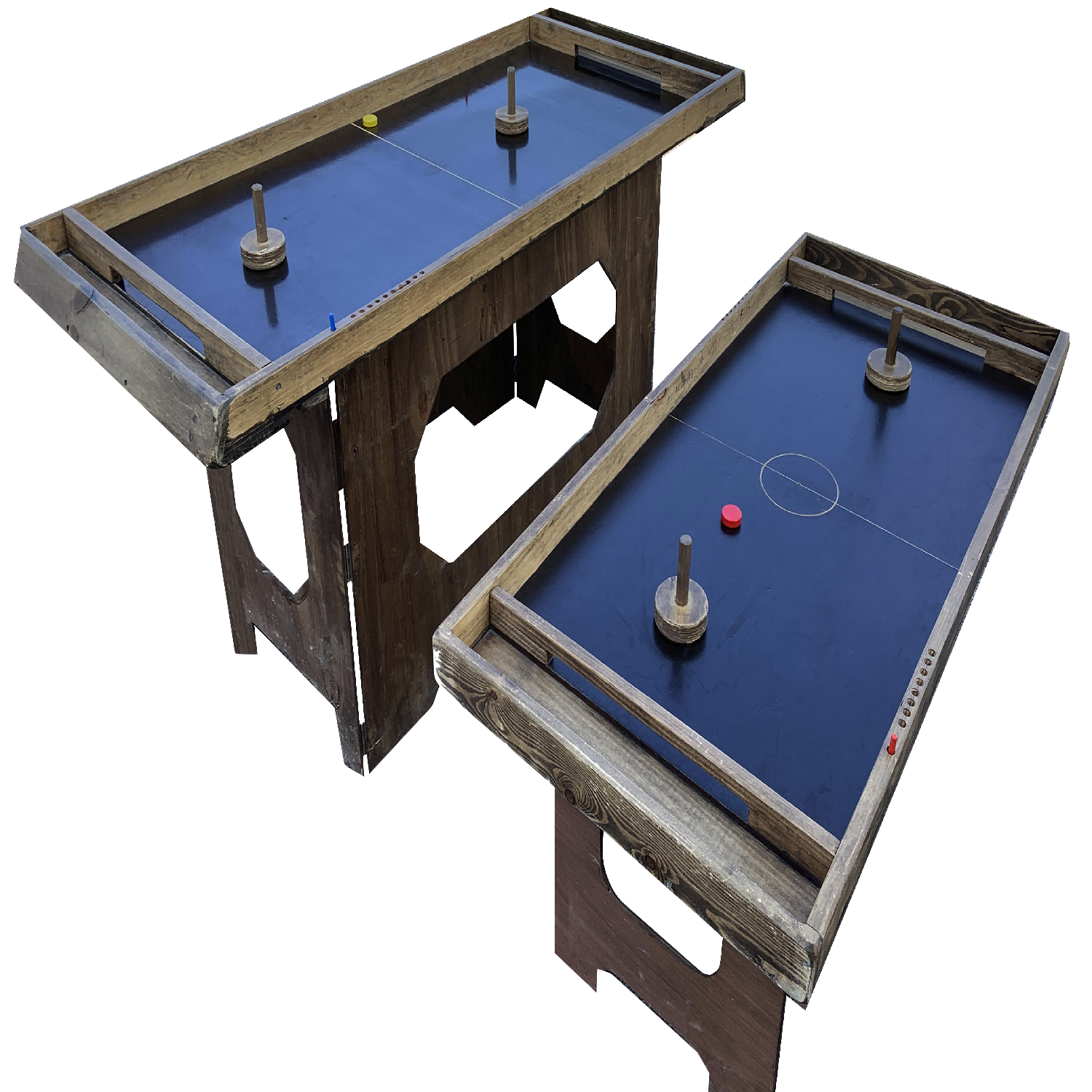 LA CASE DU JEU : BILLARD HOCKEY