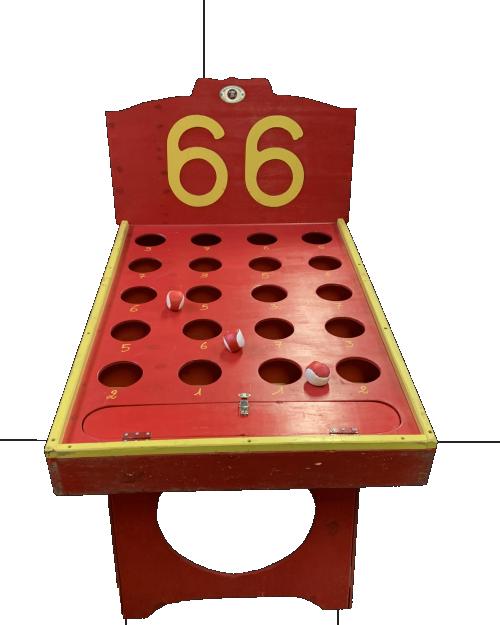 LA CASE DU JEU : LE 66
