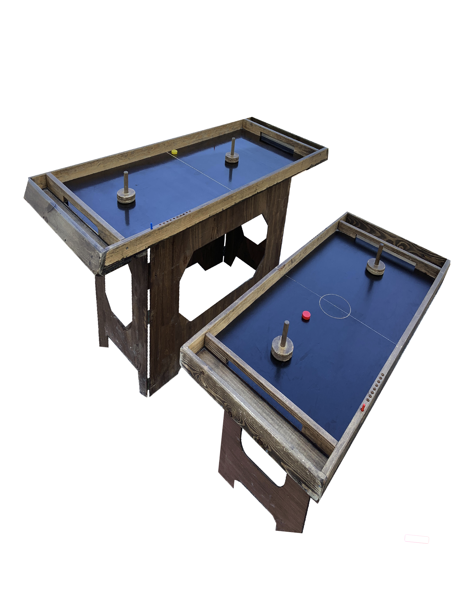 LA CASE DU JEU : BILLARD HOCKEY petit
